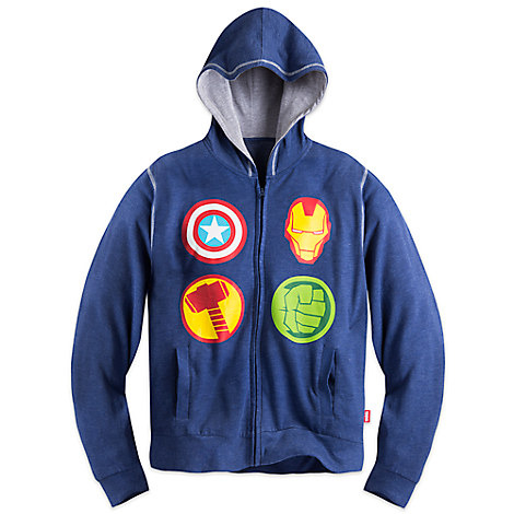 Marvel's Avengers Icons Hoodie for Men