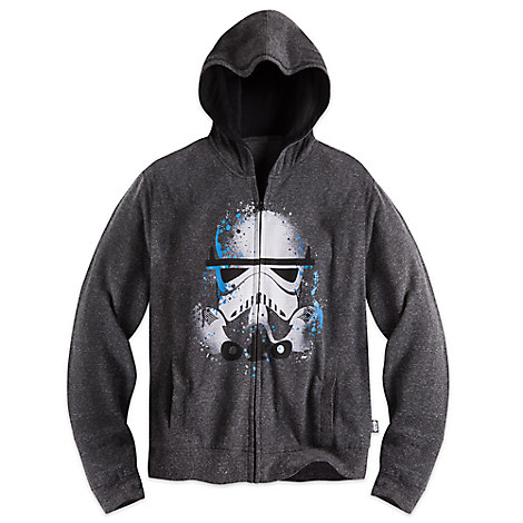 Stormtrooper Hoodie for Men - Star Wars