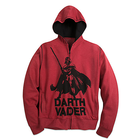 Darth Vader Hoodie for Men - Star Wars