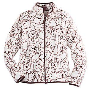 Winnie the Pooh Fleece Jacket for Women