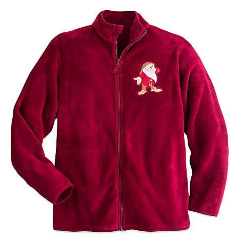 Grumpy Fleece Jacket for Men - Personalizable