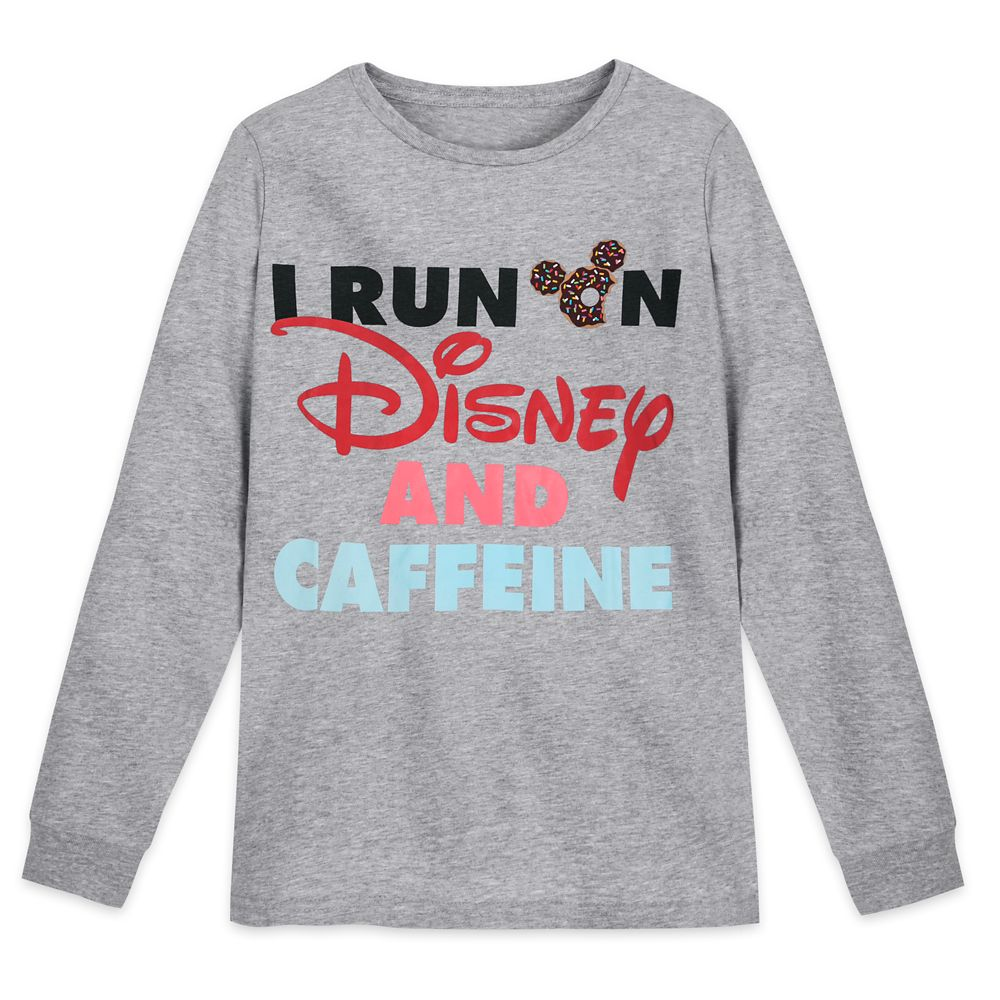 Disney Logo Long Sleeve T-Shirt for Women