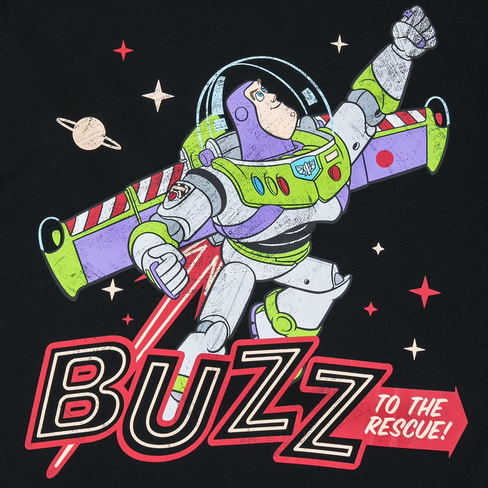 Buzz Lightyear Long Sleeve T-Shirt for Men – Toy Story