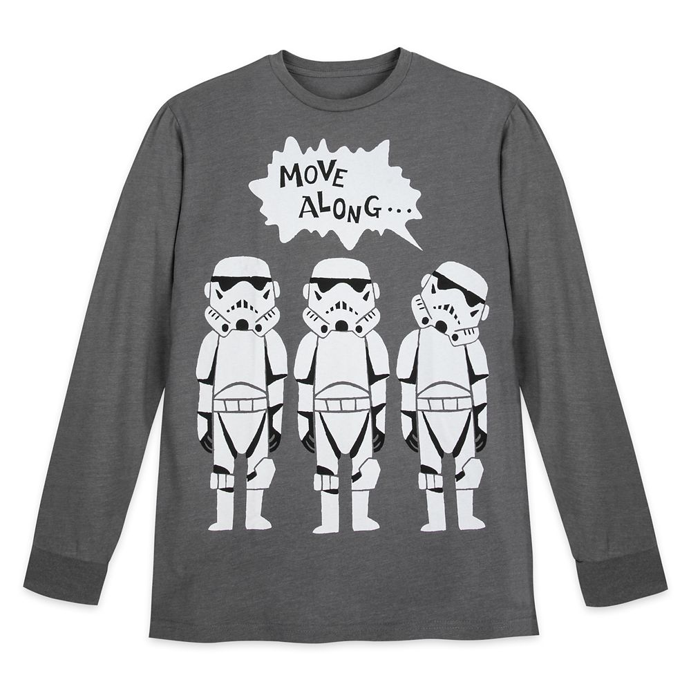 Stormtroopers Long Sleeve T-Shirt for Men – Star Wars