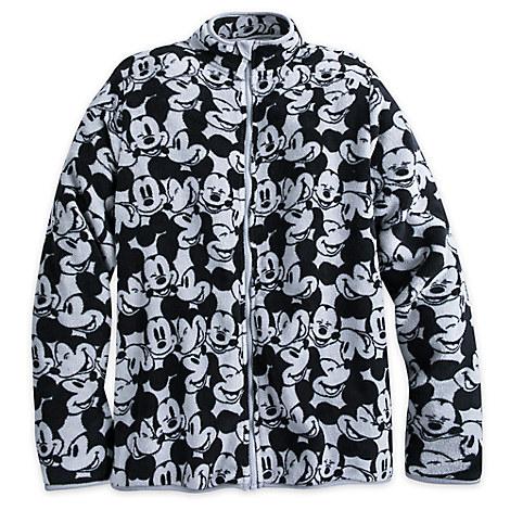 Mickey Mouse Fleece Jacket for Men