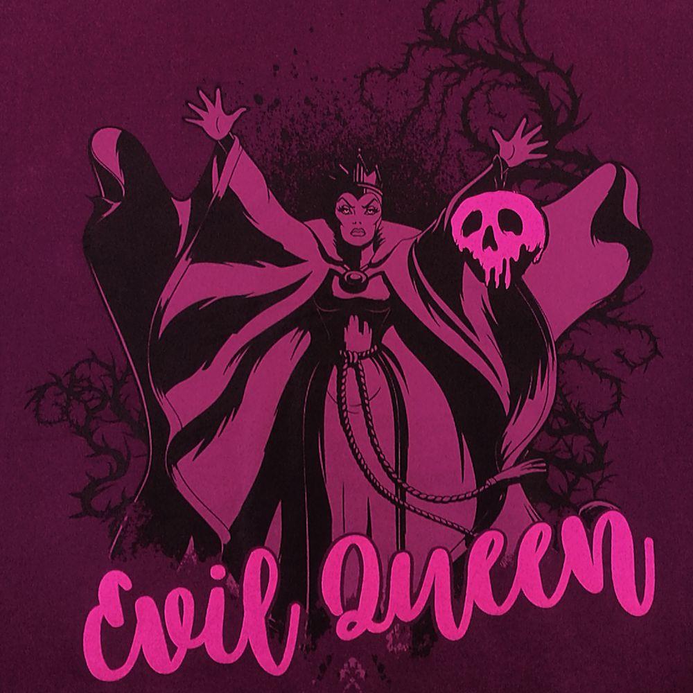 Evil Queen Zip Hoodie for Women
