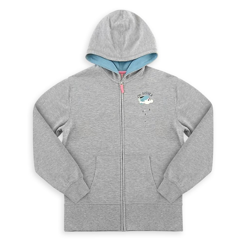 Eeyore Zip Hoodie for Women