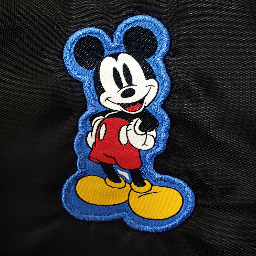 Mickey Mouse Pieced Fleece Jacket for Men