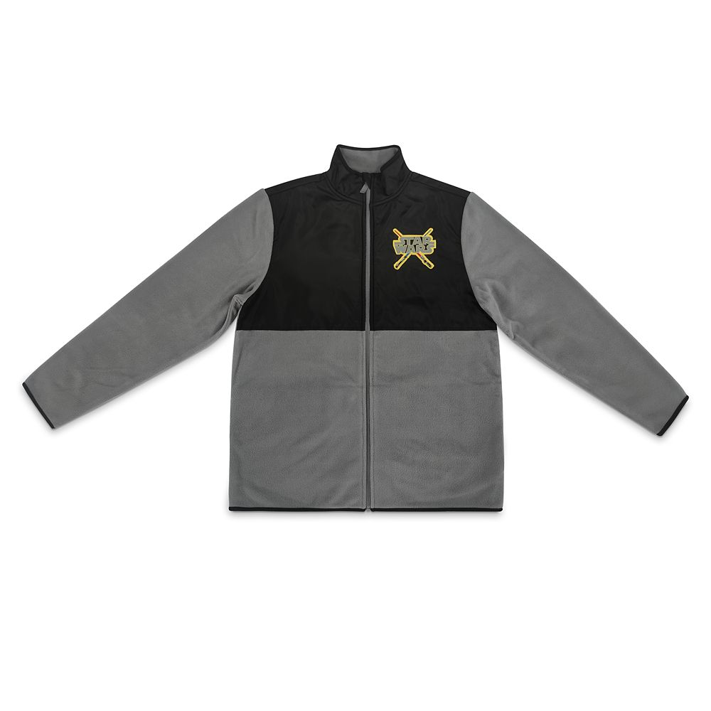 Star Wars Pieced Fleece Jacket for Men