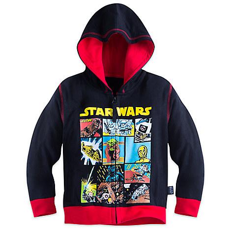 Star Wars Comics Hoodie for Boys