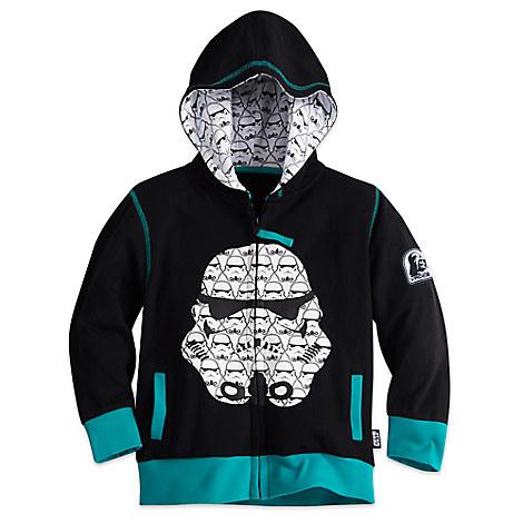 Stormtrooper Zip Jacket for Boys - Star Wars