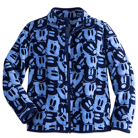Mickey Mouse Fleece Jacket for Kids