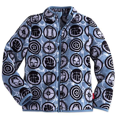 Marvel's Avengers Fleece Jacket for Boys
