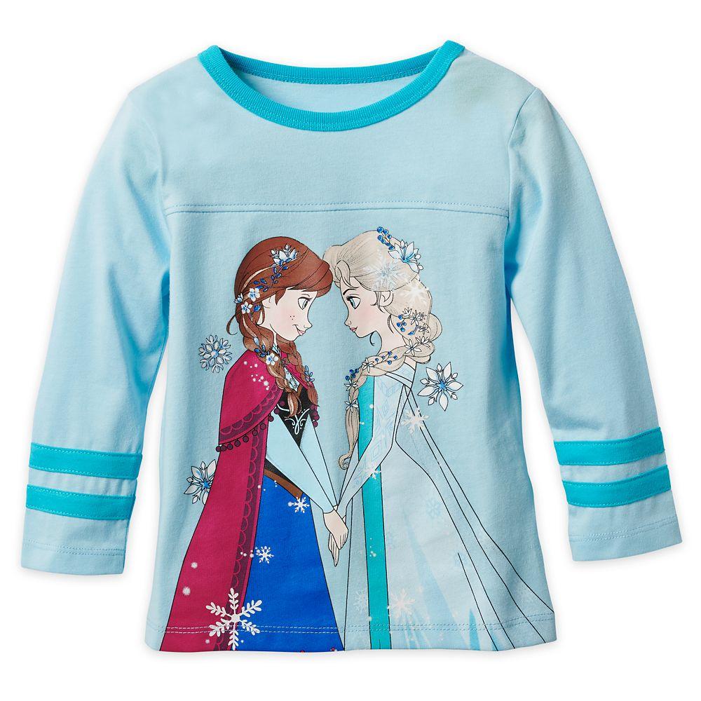 Frozen Long Sleeve T-Shirt for Girls Official shopDisney