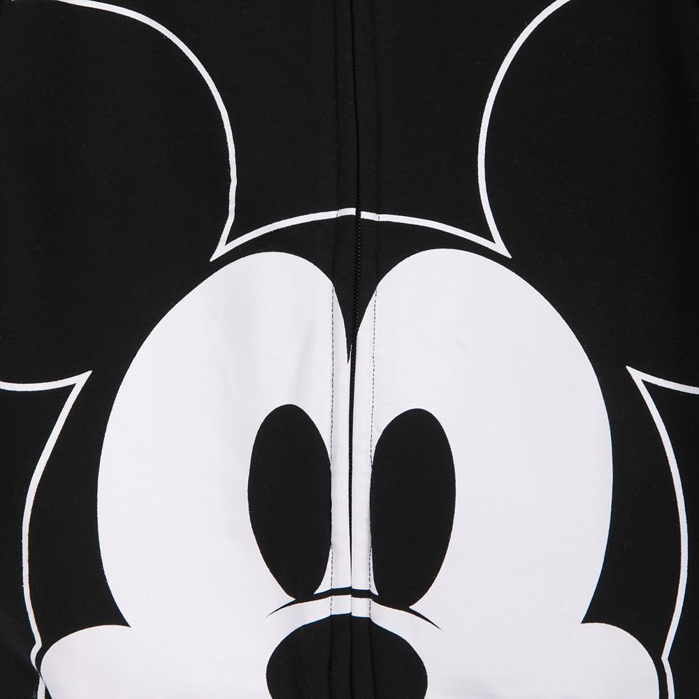 Mickey Mouse Zip-Up Hoodie for Boys – Personalized