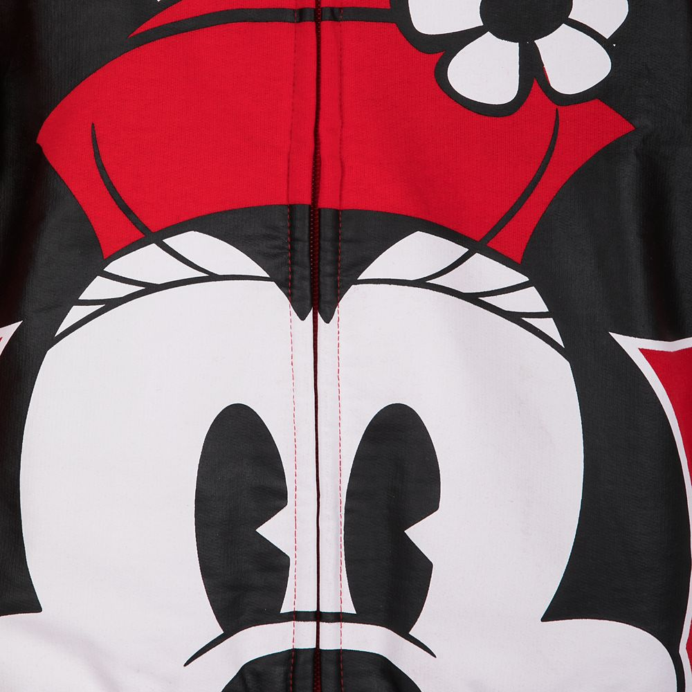 Minnie Mouse Zip-Up Hoodie for Kids
