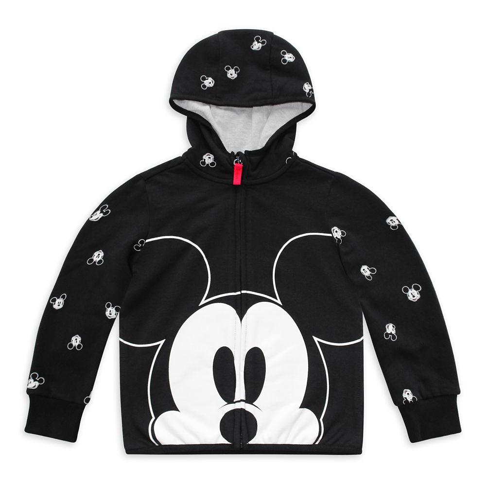 Disney Mickey Mouse Zip Hoodie for Kids