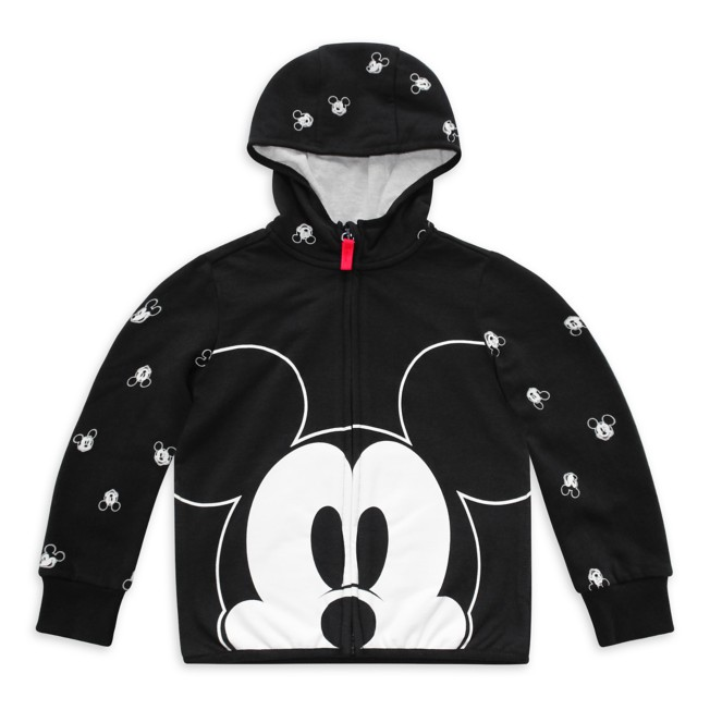 Mickey Mouse Zip Hoodie for Kids