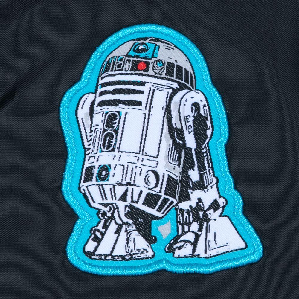 R2-D2 Pieced Fleece Jacket for Kids – Star Wars