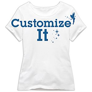 Fitted Tee for Women – Customizable