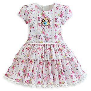 Disney Princess Floral Dress for Girls
