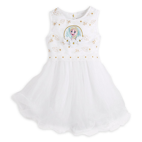 Elsa Party Dress for Girls