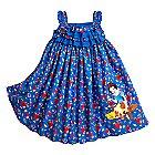 Snow White Woven Dress for Girls
