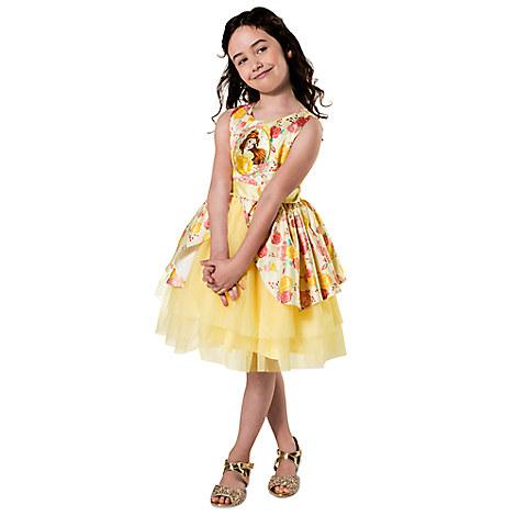 Belle Celebration Party Dress for Girls - Disney Store