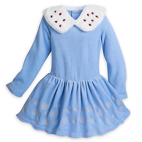 Elsa Dress for Girls - Olaf's Frozen Adventure