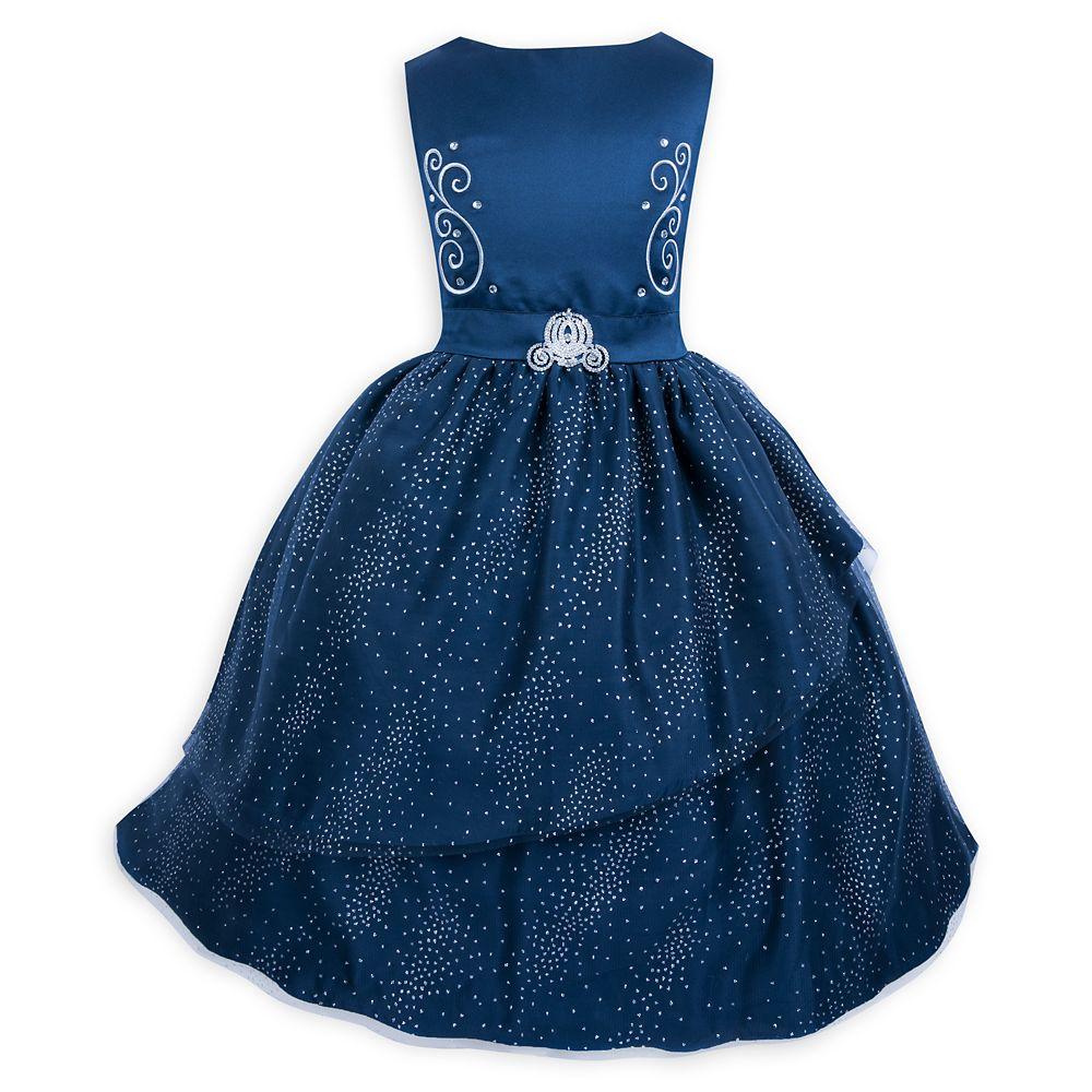 1c3e4d4cf26 Cinderella Fancy Dress for Girls