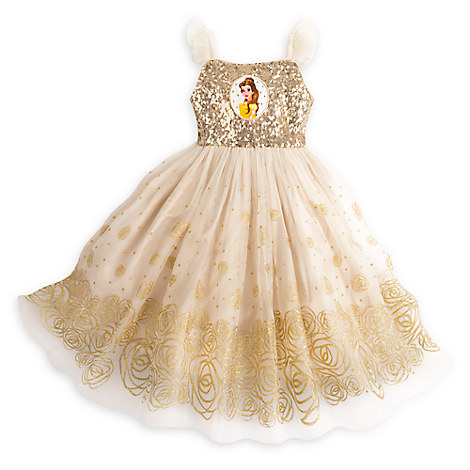 Belle Party Dress for Girls