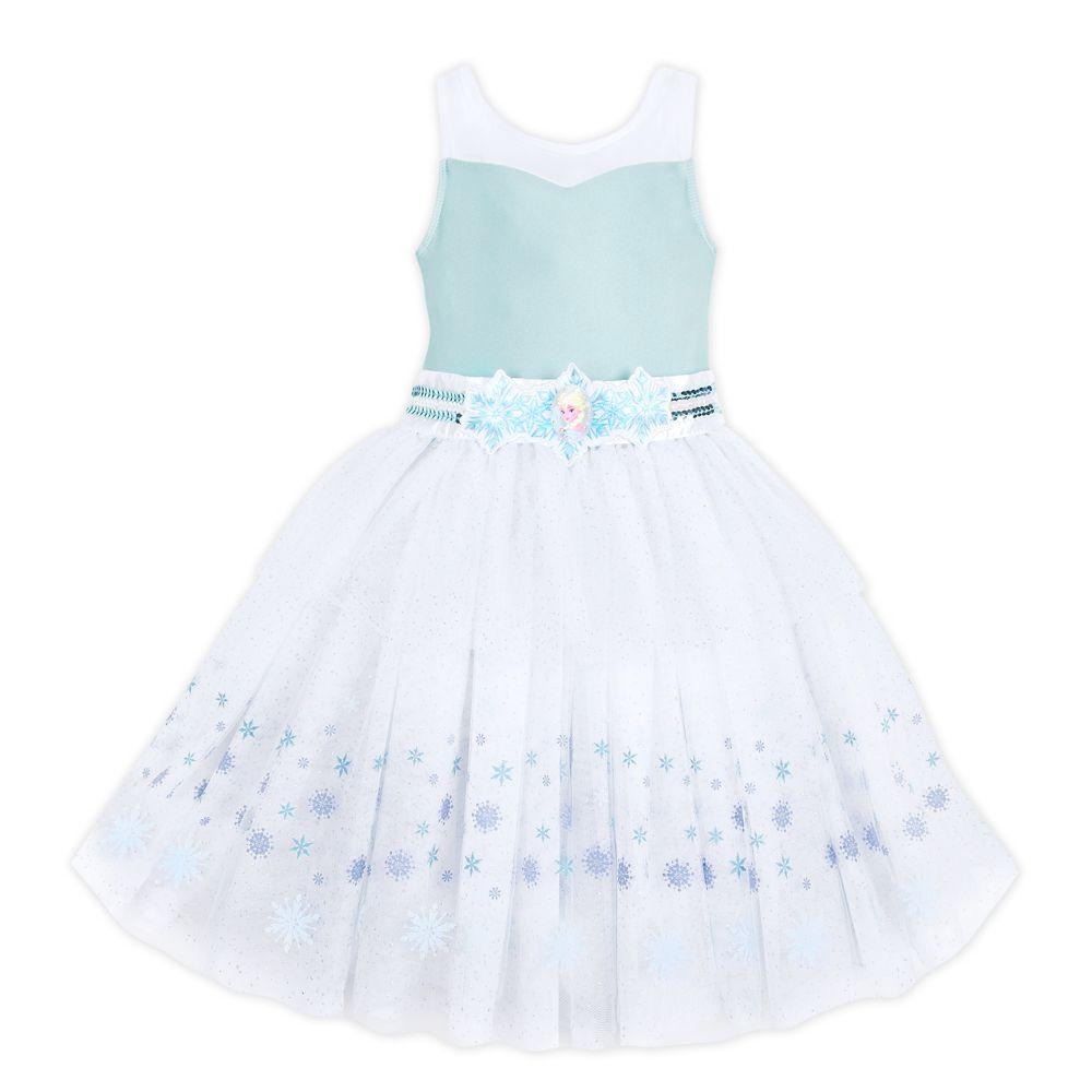 Frozen Leotard Dress for Girls