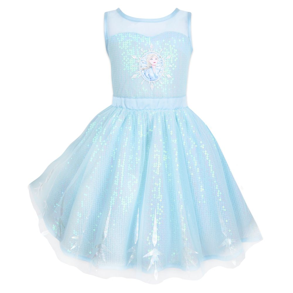 Elsa Dress for Girls – Frozen 2