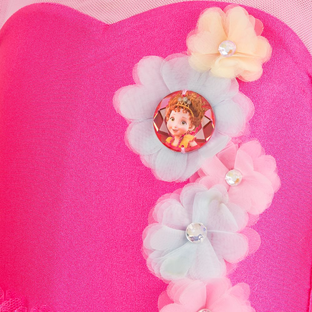 Fancy Nancy Tutu Leotard and Headband Set for Girls