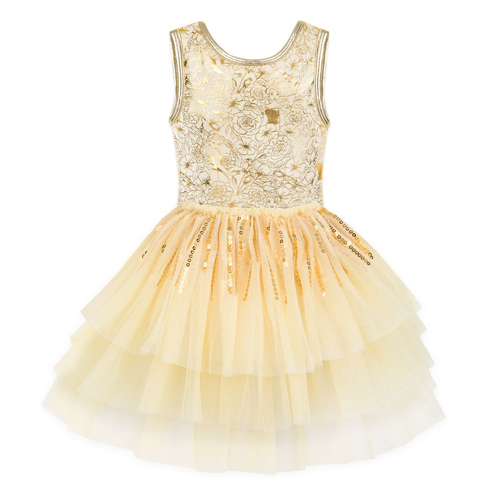 Belle Leotard and Tutu Set for Girls