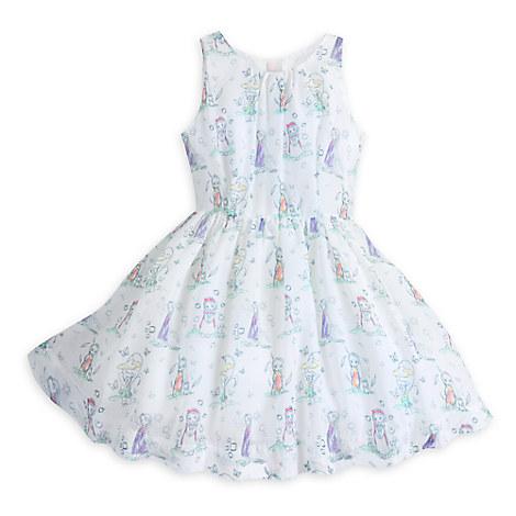 Disney Animators' Collection Woven Dress for Girls