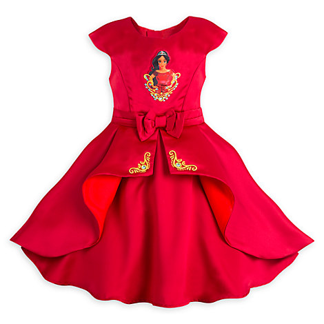 Elena of Avalor Party Dress for Girls