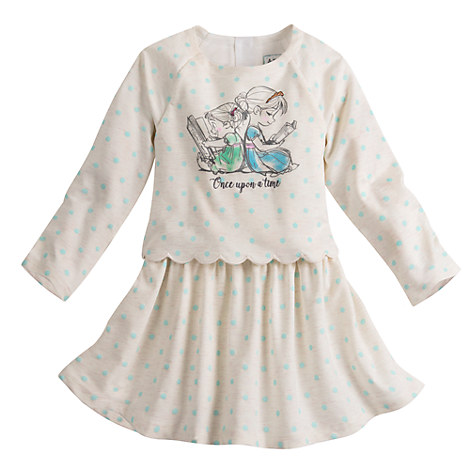 Disney Animators' Collection Dress for Girls: Frozen