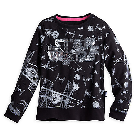 Star Wars Long Sleeve Top for Girls