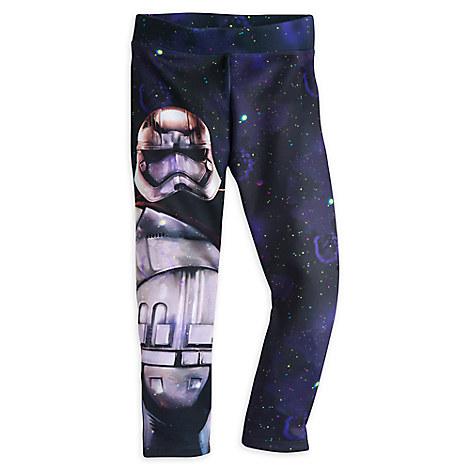 Captain Phasma Leggings for Girls - Star Wars