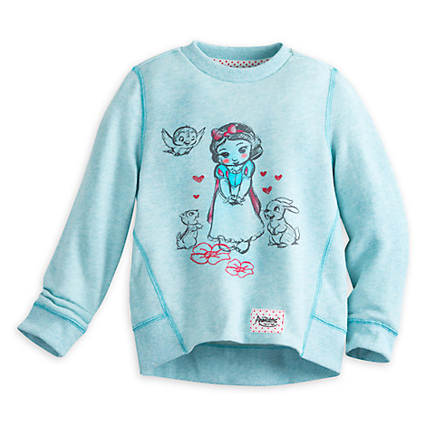 Disney Animators' Collection Snow White Sweatshirt for Girls