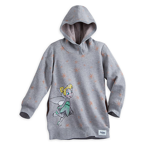 Disney Animators' Collection Tinker Bell Sweater for Girls