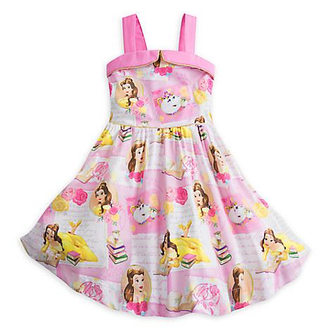 Belle Woven Dress for Girls