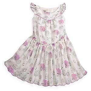 Alice Woven Dress for Girls - Disney Animators' Collection