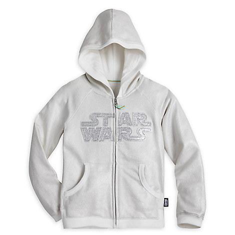 Star Wars Logo Fashion Hoodie for Girls