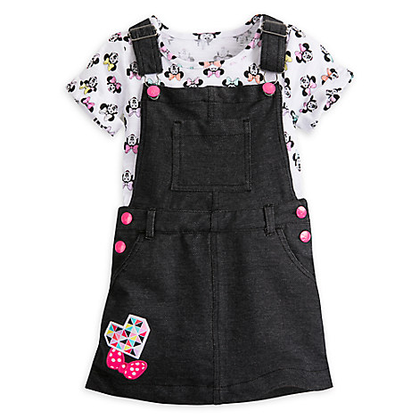 Minnie Mouse Jumper Set for Girls