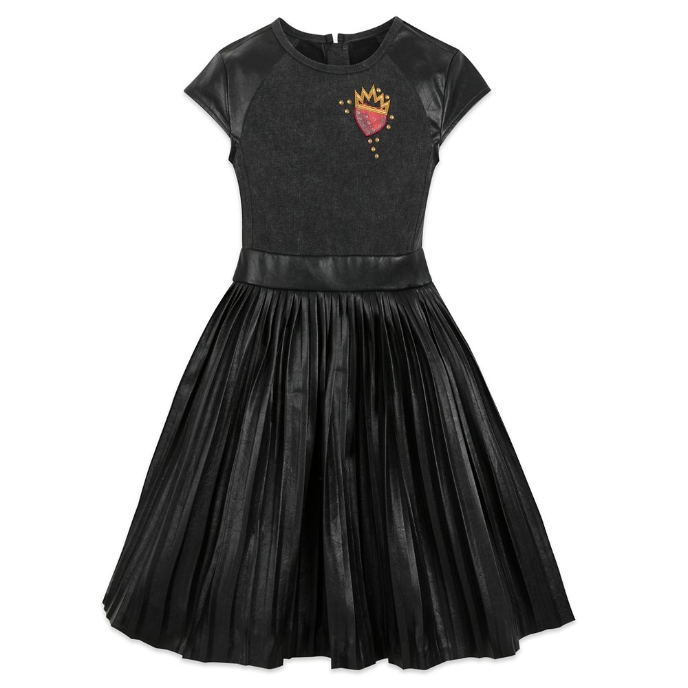 Descendants 3 Faux Leather Dress for Girls