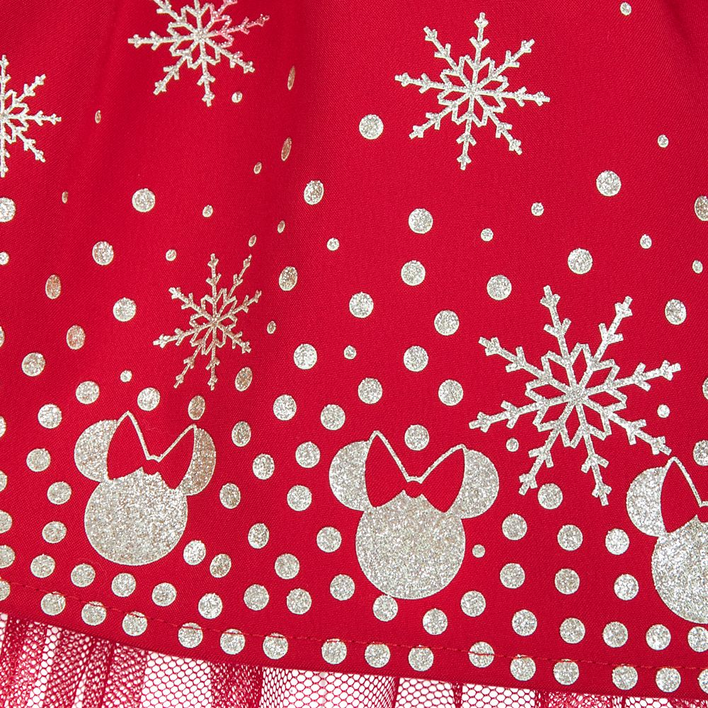 Minnie Mouse Holiday Dress for Girls