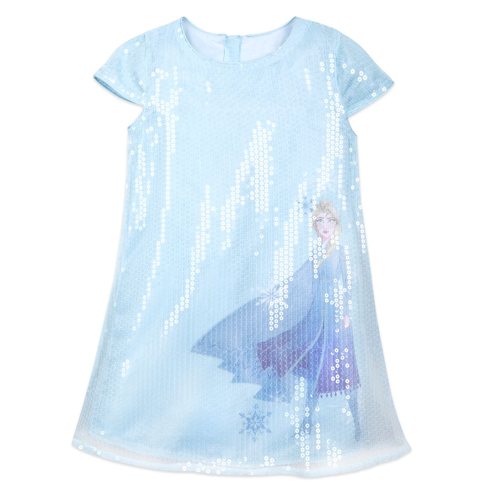 Elsa Fancy Dress for Girls