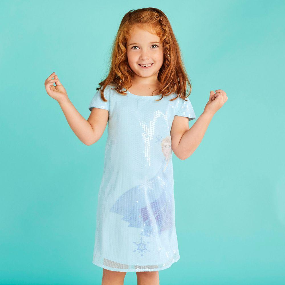 Elsa Fancy Dress for Girls